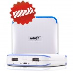 Power Bank 8800mAh dual USB Output